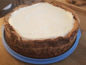 עוגת שוקולד ואגוזים לפסח